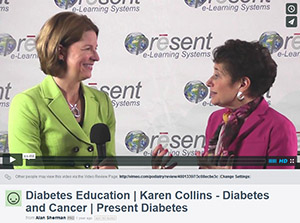 Diabetes Education - Karen Collins