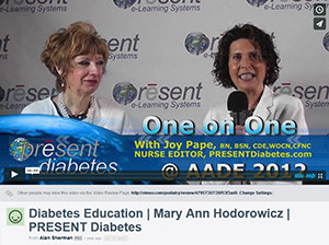 Diabetes Education - Mary Ann Hodorowicz