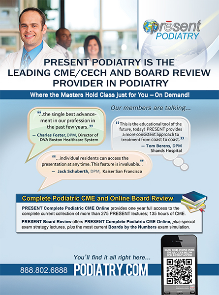 Podiatry.com Advertisement