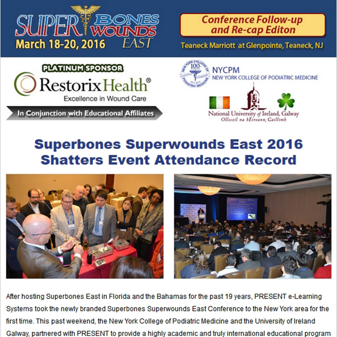 Superbones Superwounds East 2016 Shatters Event Attendance Record